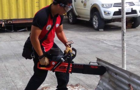 Cutters Edge Rescue Saws with Butuan